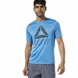 Reebok Reebok Graphic T-Shirt Funktionsshirt Herren Cyan