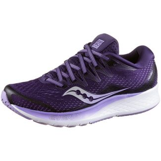 Saucony RIDE ISO 2 Laufschuhe Damen purple