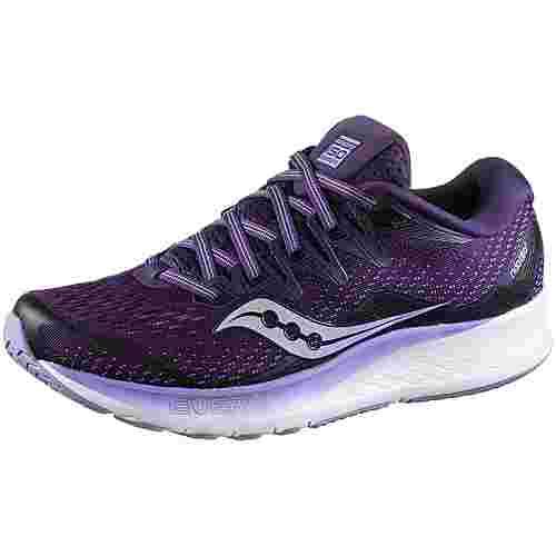 Saucony RIDE ISO 2 Laufschuhe Damen purple