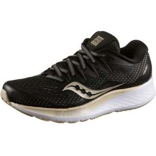 Saucony RIDE ISO 2 Laufschuhe Damen black-gold
