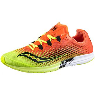 Saucony Type A9 Laufschuhe Herren citrus-orange