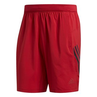 adidas 4KRFT Tech Woven 3-Streifen Shorts Funktionsshorts Herren Active Maroon / Black
