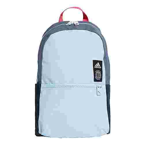 adidas Classic Rucksack XS Daypack Kinder Glow Blue Tech Ink White im Online Shop von SportScheck kaufen