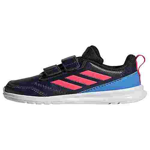 adidas AltaRun Schuh Laufschuhe Kinder Legend Ink / Real Pink / Real Blue