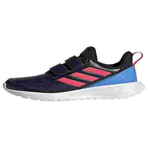 adidas AltaRun Schuh Laufschuhe Kinder Legend Ink / Real Pink / Real Blue