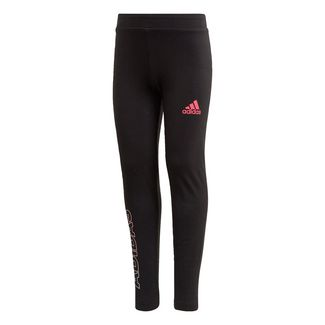adidas Tight Tights Kinder Schwarz