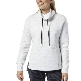 Reebok Reebok CrossFit® Hoodie Hoodie Damen White Melange
