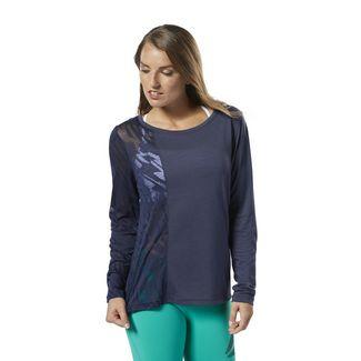 Reebok Reebok CrossFit® Burnout Shirt Funktionsshirt Damen Heritage Navy