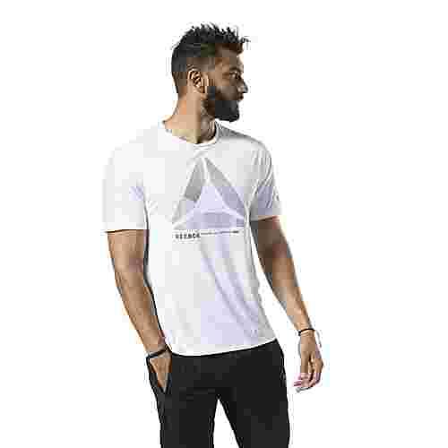 Reebok Training ACTIVCHILL Move T-Shirt Funktionsshirt Herren Weiß