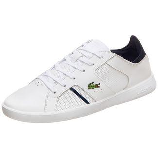 Lacoste Novas Sneaker Herren weiß / dunkelblau