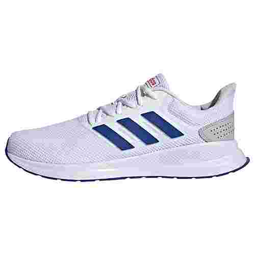 adidas Runfalcon Schuh Laufschuhe Herren Cloud White / Collegiate Royal / Active Red