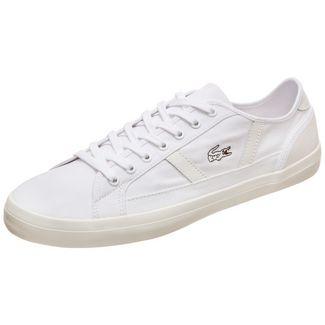 Lacoste Sideline Sneaker Herren weiß