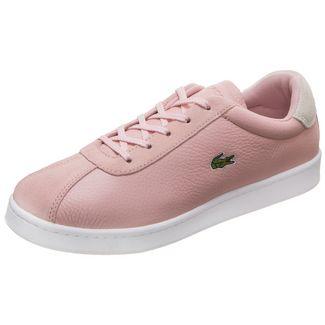 Lacoste Masters Sneaker Damen rosa