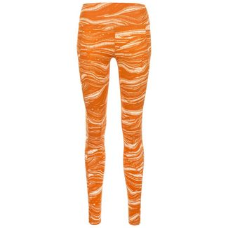 adidas Wanderlust Believe This Tights Damen orange