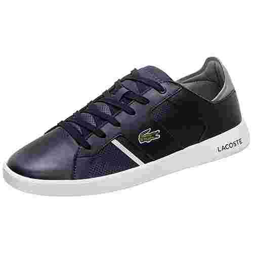 Lacoste Novas Sneaker Herren dunkelblau / grau