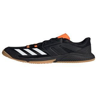 adidas Essence Schuh Sneaker Herren Core Black / Cloud White / Solar Orange