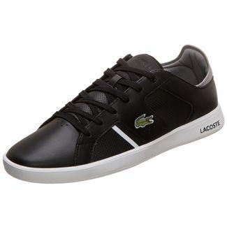 Lacoste Novas Sneaker Herren schwarz / grau