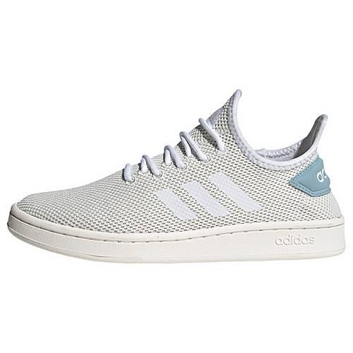 adidas Court Adapt Schuh Sneaker Damen Cloud White Cloud White Raw White im Online Shop von SportScheck kaufen