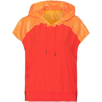 Nike Tech Pack Hoodie Damen team orange-total orange-black