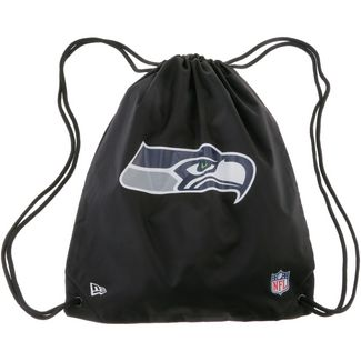 New Era Seattle Seahawks Turnbeutel black