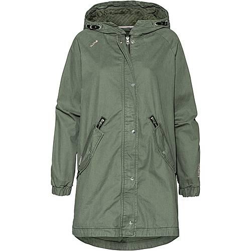 huge selection of 50e2b b8fa2 Superdry Bianca Parka Damen soft khaki im Online Shop von SportScheck kaufen