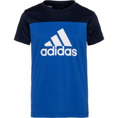 adidas Equipment Funktionsshirt Kinder blue