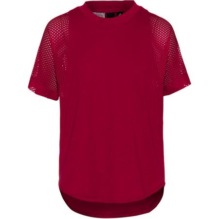 adidas ID Free Funktionsshirt Mädchen Funktionsshirts 140 Normal | 04061619697162
