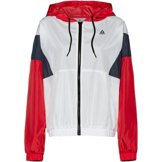 Reebok Linear Windbreaker Damen white