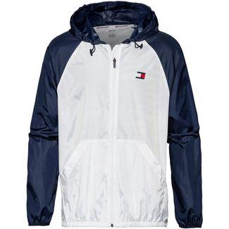Tommy Sport Windbreaker Herren pvh white