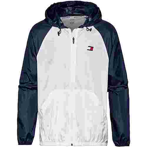 Tommy Sport Windbreaker Herren pvh white