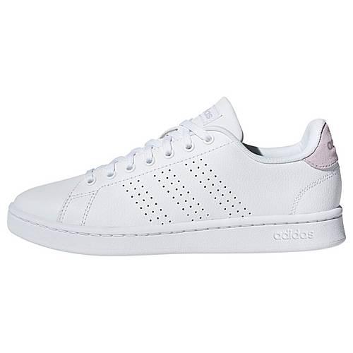 adidas Advantage Schuh Sneaker Damen Cloud White / Cloud White / Light  Granite im Online Shop von SportScheck kaufen