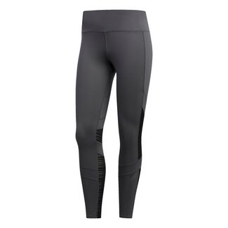 adidas How We Do Light 7/8-Tight Tights Damen Grey Five / Black