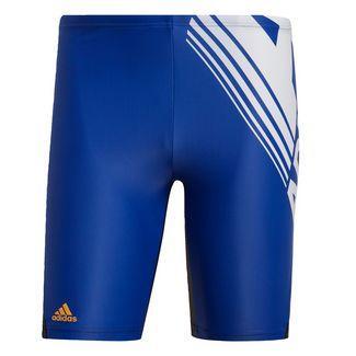 adidas Colorblock Fitness Jammer-Badehose Badehose Herren Collegiate Royal