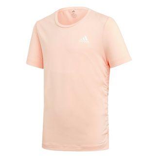 adidas Novelty T-Shirt T-Shirt Kinder Glow Pink / White