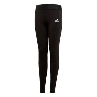 adidas Must Haves 3-Streifen Tight Tights Kinder Black / White