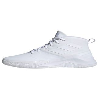 adidas Own the Game Schuh Sneaker Herren Ftwr White / Ftwr White / Matte Silver