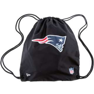 New Era New England Patriots Turnbeutel black