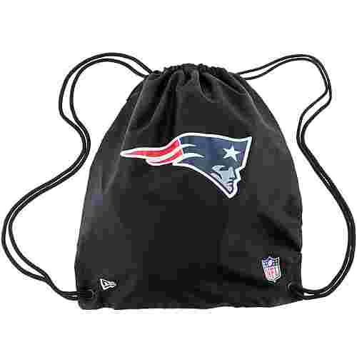 New Era New England Patriots Turnbeutel black