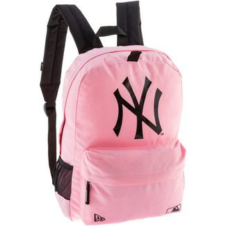 New Era Rucksack New York Yankees Daypack pink lemonade-black