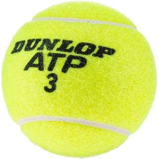 Dunlop ATP CHAMPIONSHIP BI-PAck 2x4er Tennisball gelb