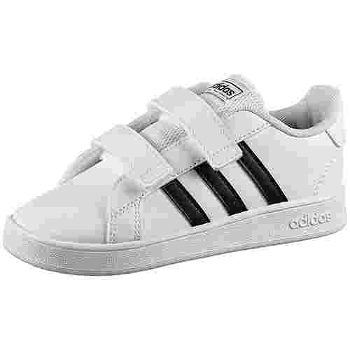 adidas Grand Court Sneaker Kinder ftwr-white