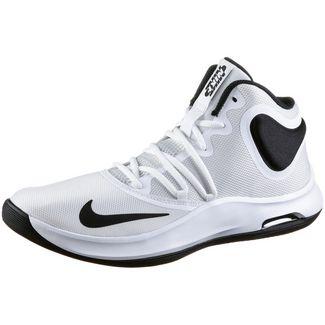Nike Air Versitile IV Basketballschuhe Herren white-black