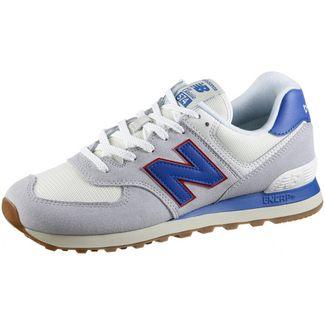 NEW BALANCE ML574 Sneaker Herren light grey