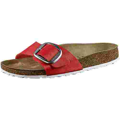 Birkenstock Madrid Big Buckle Sandalen Damen graceful hibiscus