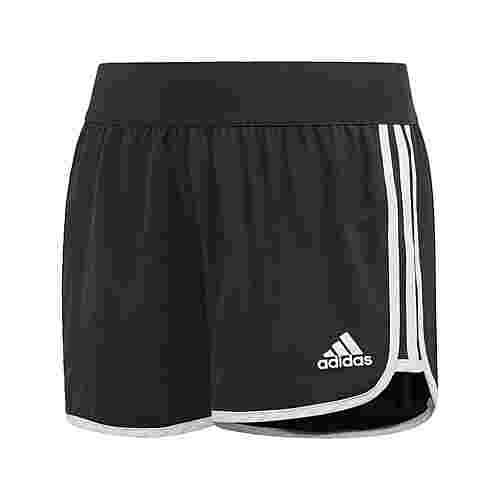 adidas Marathon Shorts Funktionsshorts Kinder Black / White