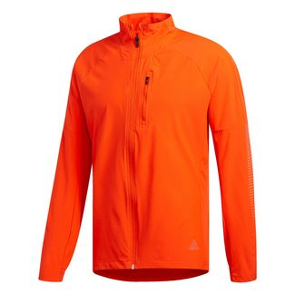 adidas Rise Up N Run Jacke Funktionsjacke Herren Active Orange