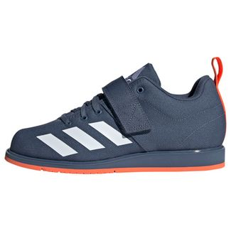 adidas Powerlift 4 Schuh Sneaker Damen Tech Ink / Cloud White / Hi-Res Coral