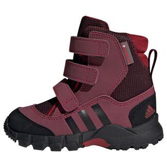 adidas Holtanna Snow Schuh Fitnessschuhe Kinder Active Maroon / Core Black / Maroon