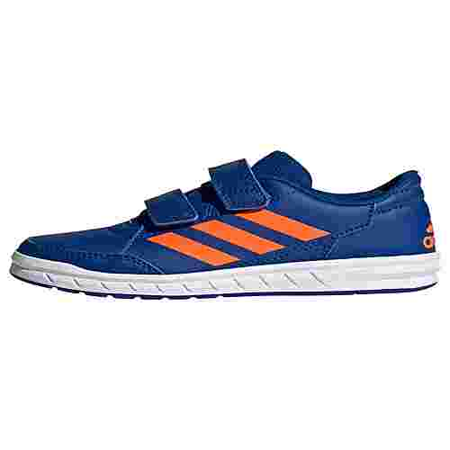 adidas AltaSport Schuh Sneaker Kinder Collegiate Royal / Solar Orange / Cloud White