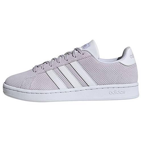 new appearance hot sale sale usa online adidas Grand Court Schuh Sneaker Damen Mauve / Cloud White / Light Granite  im Online Shop von SportScheck kaufen